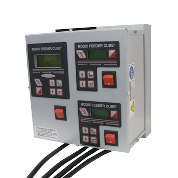 VF Control Series - Vibratory Feeder Controls - Rodix, Inc